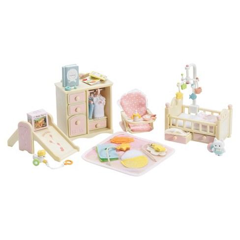 Calico Critters Baby's Nursery Set - image 1 of 2
