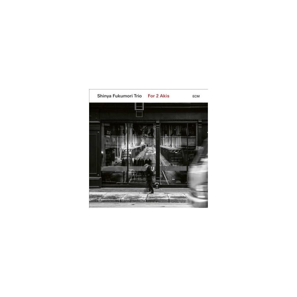 Shinya Tri Fukumori - For 2 Akis (CD)