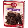 Betty Crocker Dark Chocolate Brownie - 19.9oz - image 3 of 3