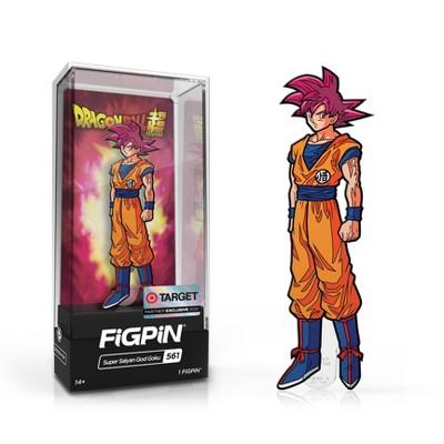 FiGPiN Dragon Ball Z - Super Saiyan God Goku