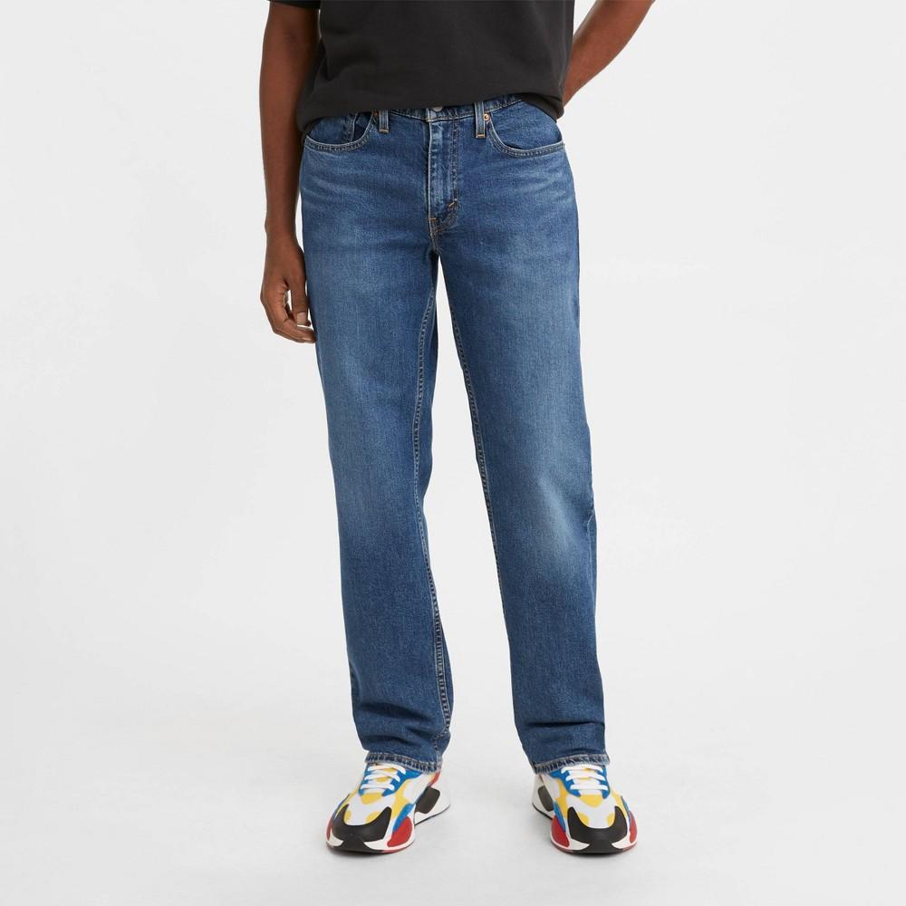 Levi 39 S 174 Men 39 S 514 8482 Straight Jeans Blue 33x32