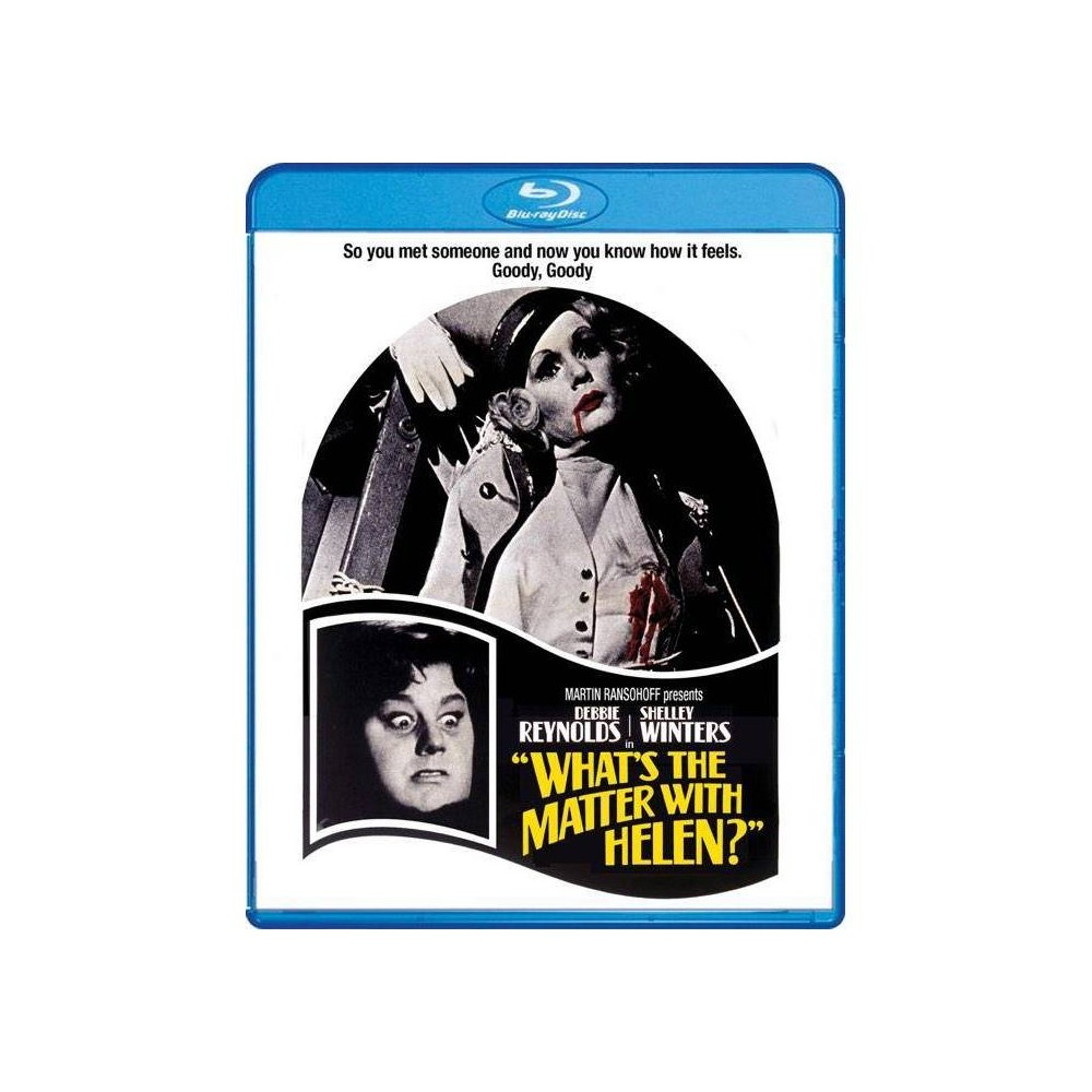 What S The Matter With Helen Blu Ray 2017