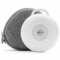 Yogasleep Rohm Travel White Noise Machine and Travel Case