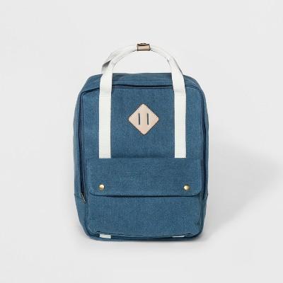 011fca4c983 Denim Square Backpack – Wild Fable™ Denim – Target Inventory Checker ...