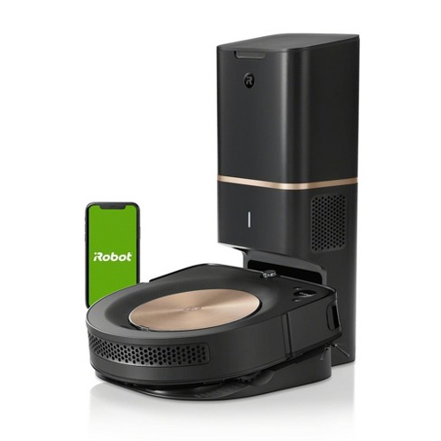 iRobot Roomba s9+ (9550) Wi-Fi Connected Robot Vacuum - image 1 of 4
