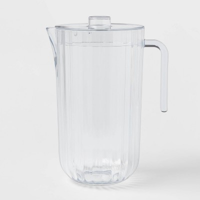 100oz Plastic Redington Beverage Pitcher  - Threshold™