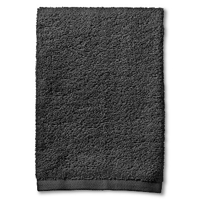 Fast Dry Hand Towel Flat Gray - Room Essentials™