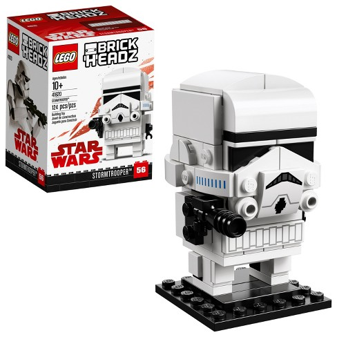 LEGO BrickHeadz Star Wars Stormtrooper 41620 - image 1 of 6