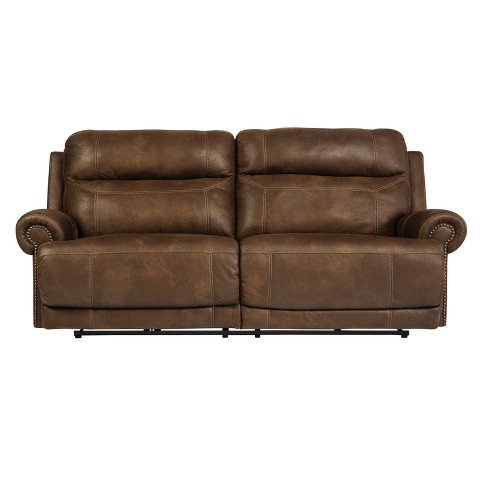 Austere 2 Seat Reclining Sofa  - Signature Design by Ashley - image 1 of 3