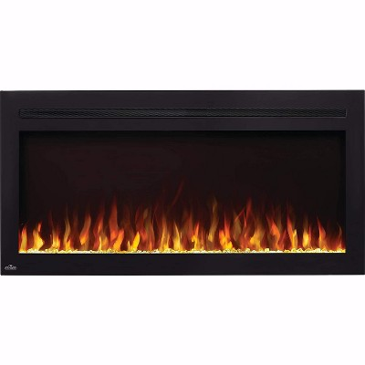 Napoleon Products Purview Wall Mount Electric Fireplace