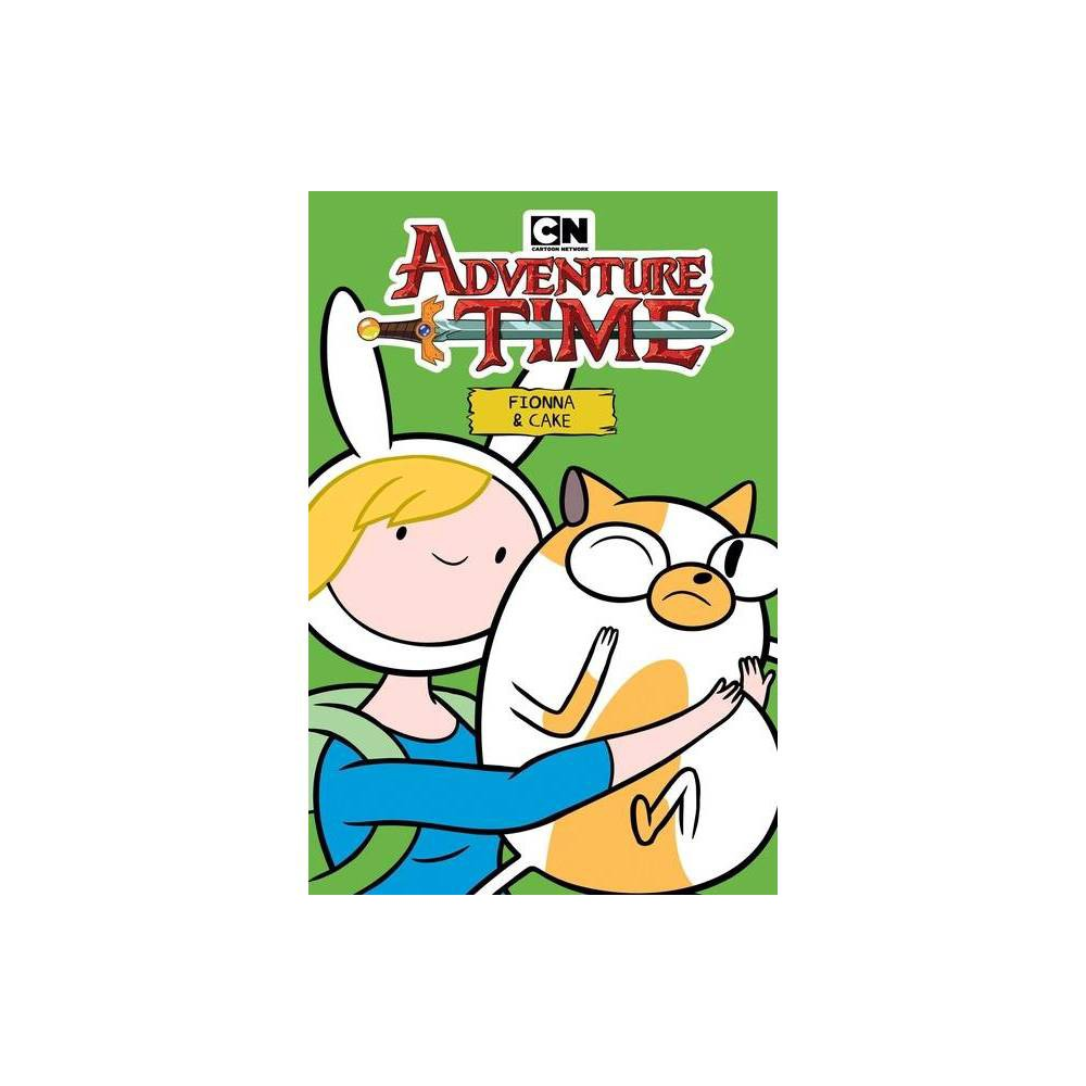 Adventure Time Fionna And Cake Paperback