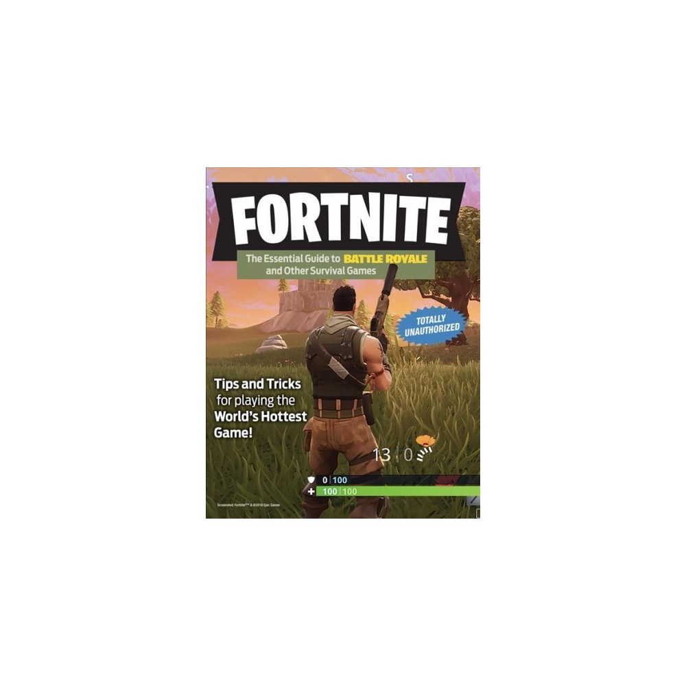 Fortnite Essential Guide to Battle Royale (Paperback)