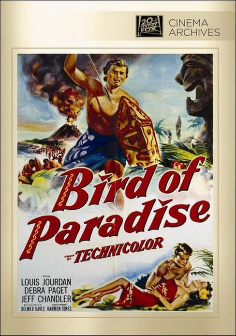 Bird Of Paradise (DVD) - image 1 of 1