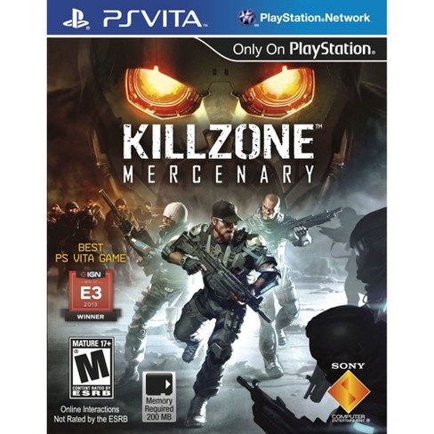 Killzone: Mercenary PlayStation Vita - image 1 of 1