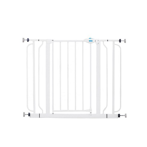 Regalo Wall Safe Extra Wide Walk Through Safety Gate - image 1 of 3