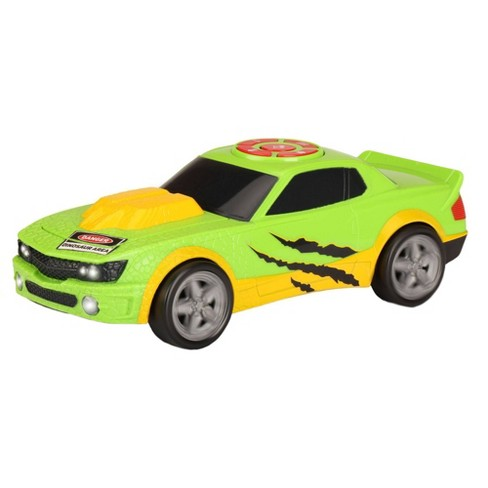 Kid Galaxy Road Rockers Motorized Dino Surprise Car with Sound - image 1 of 4