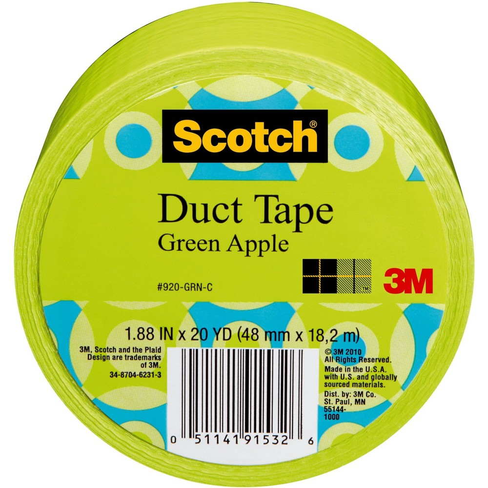 Scotch Duct Tape 1.88inx 20-yd.