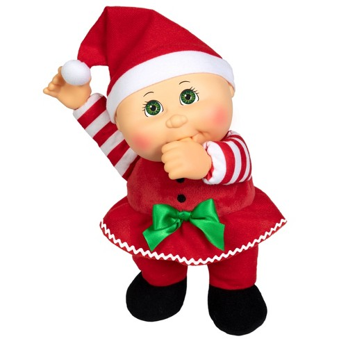 Cabbage Patch Kids Holiday Cuties - Scarlett Santa - image 1 of 1
