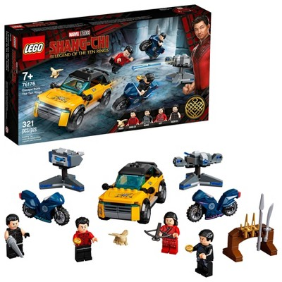 LEGO Marvel Shang-Chi Escape from The Ten Rings 76176