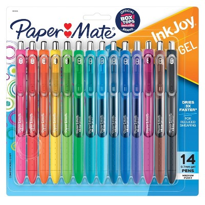 Paper Mate InkJoy 14pk Gel Pens Multicolor