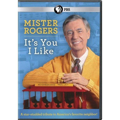 Mr. Rogers: It's You I Like (DVD) - image 1 of 1