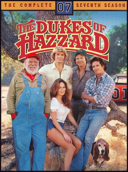 Dukes of hazzard:Ssn 7 (DVD) - image 1 of 1
