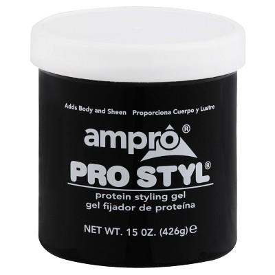 Ampro Pro Styl Protein Styling Gel - 15oz