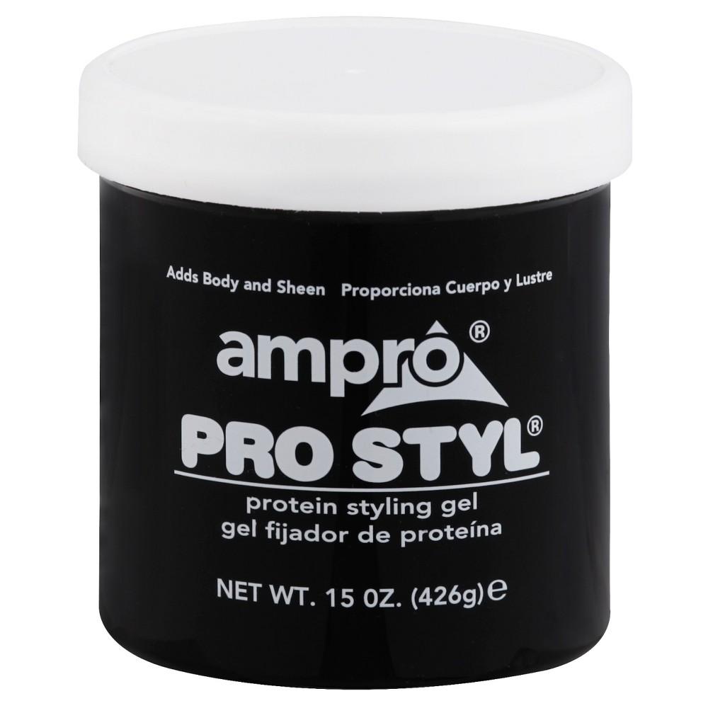 Image of Ampro Pro Stype Styling Gel - 15oz