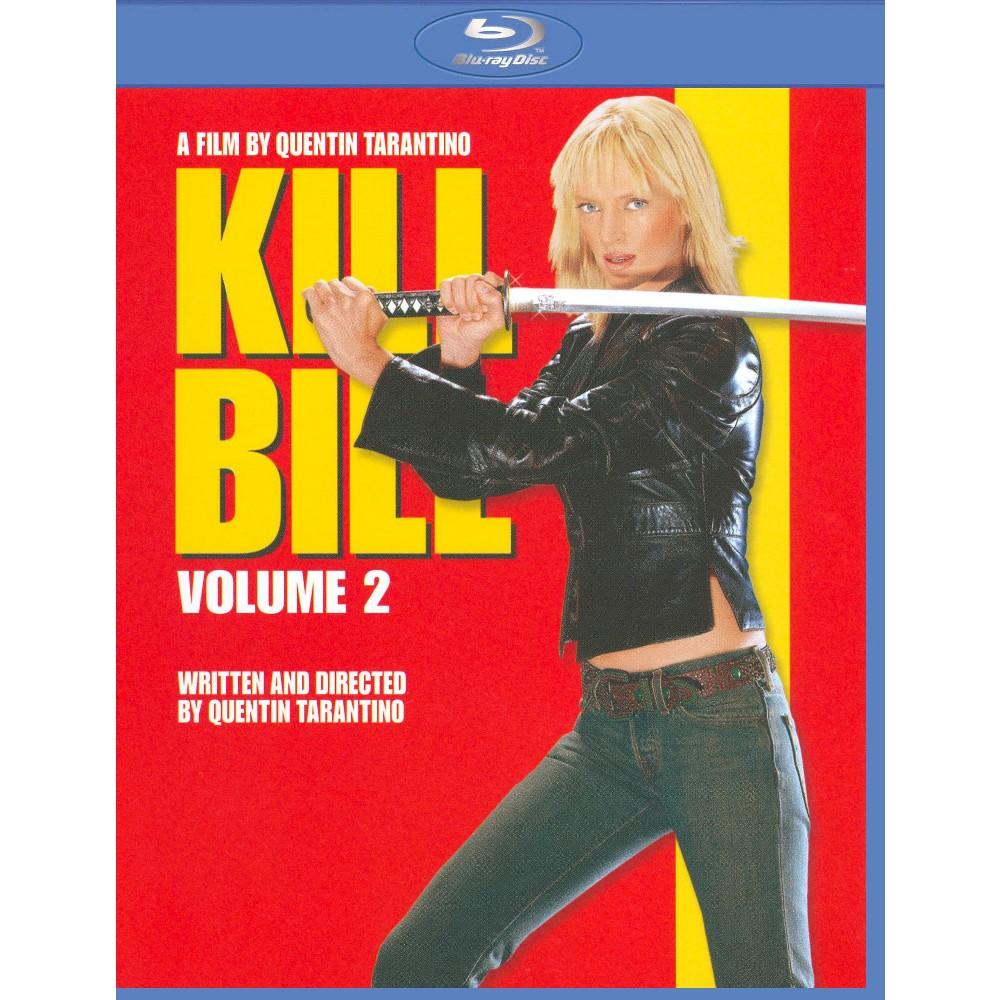 Kill Bill Vol. 2 (Blu-ray)