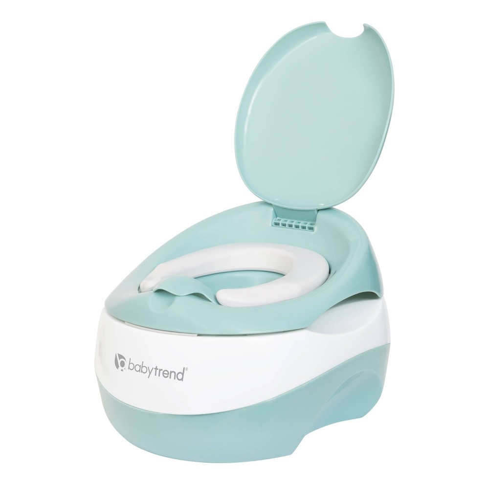 Baby Trend 3 In 1 Potty Seat Green