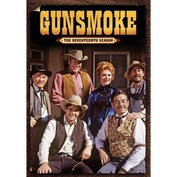 Gunsmoke: The Complete Seventeenth Season (DVD)
