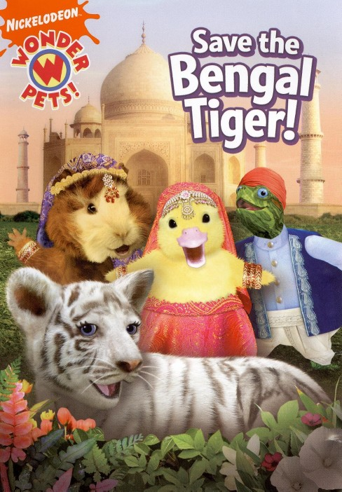 Wonder Pets: Save the Bengal Tiger - image 1 of 1