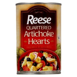 Reese Quartered Artichoke Hearts 14oz