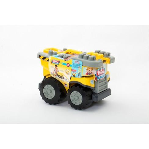 Tow N Go >> Kids Work Tonka Tow N Go Tuff Truck 25pc Target