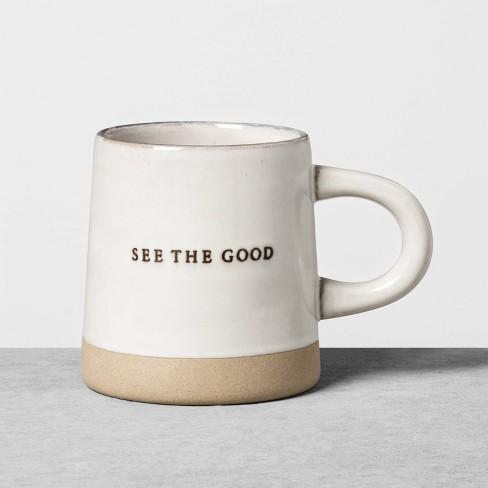 Stoneware Mug See the Good - Hearth & Hand™ with Magnolia - image 1 of 3