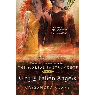 City of Fallen Angels ( The Mortal Instruments) (Hardcover) by Cassandra Clare