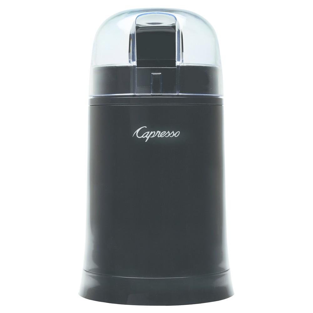 Capresso Cool Grind Blade Grinder Black 505.01 52108331