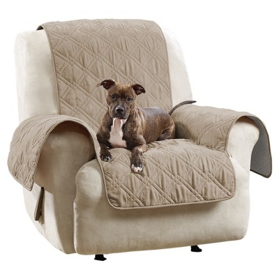 Non Slip Waterproof Chair Recliner Furniture Cover Sure Fit