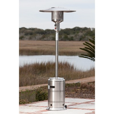 Etonnant Fire Sense Stainless Steel Commercial Patio Heater : Target