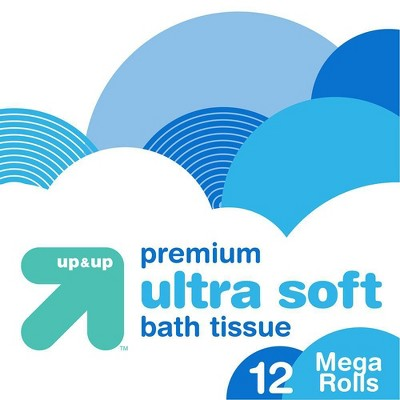 Premium Ultra Soft Toilet Paper - up & up™