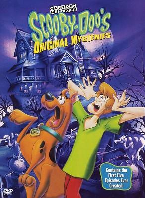 Scooby-Doo's Original Mysteries (DVD)