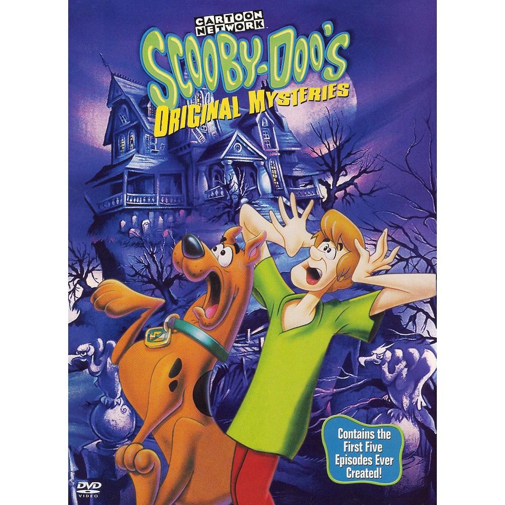 Scooby-Doo's Original Mysteries (dvd_video)