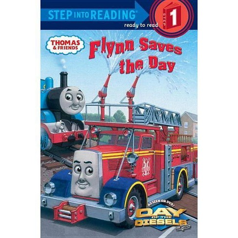 Flynn Saves the Day - (Step Into Reading - Level 1 - Quality) by  W Awdry (Paperback) - image 1 of 1