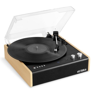 Victrola Eastwood 3-Speed Dual-Bluetooth Hybrid Turntable