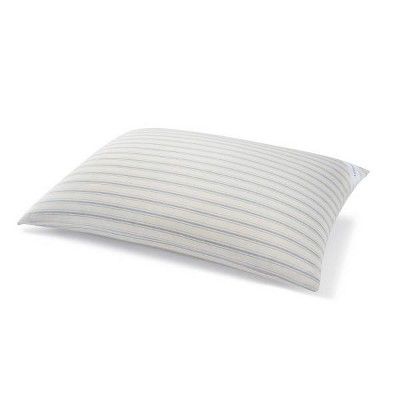 Yarn Dye Ticking Stripe Feather & Down Bed Pillow - Laura Ashley