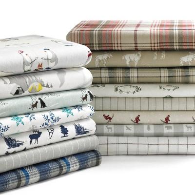 Flannel Sheet Set Eddie Bauer Target