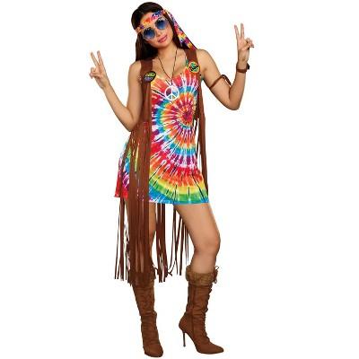 Dreamgirl Hippie Hottie Adult Costume