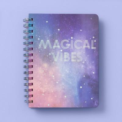 Journal - Confetti Text - More Than Magic™