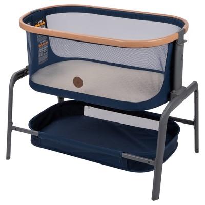Maxi-Cosi Iora Bedside Bassinet - Essential Blue