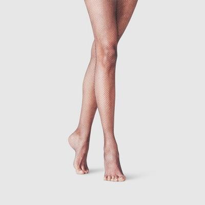 Black girls in brown pantyhose